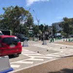 二条城 第一駐車場