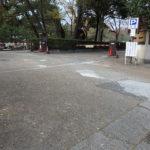 北野天満宮 駐車場