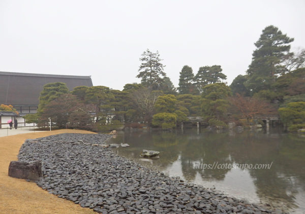 京都御所 庭