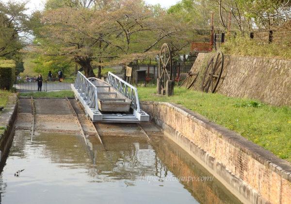 琵琶湖疏水 インクライン