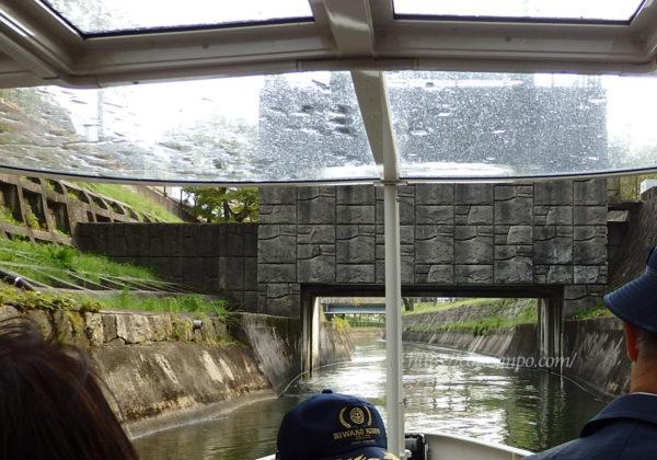 琵琶湖疎水遮断ゲート