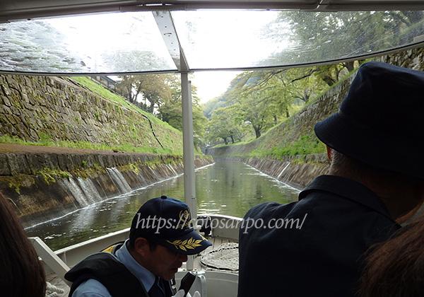 琵琶湖疏水船 山科