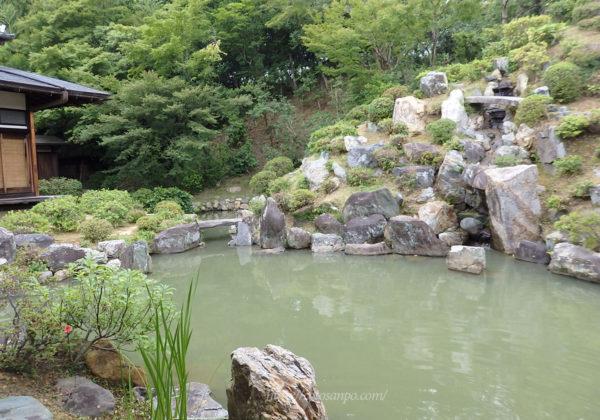 智積院 庭園