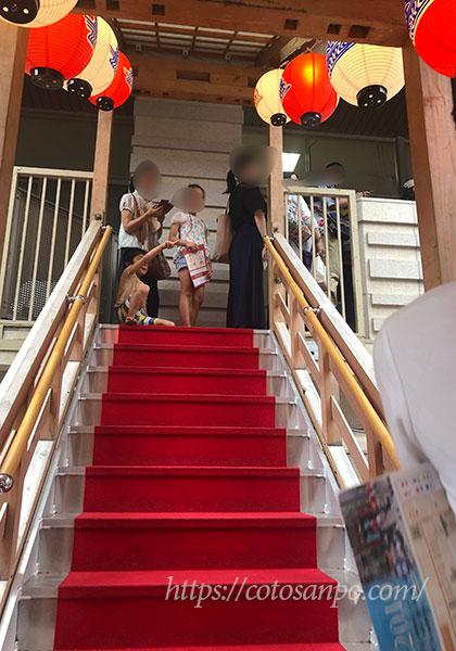 菊水鉾 二階