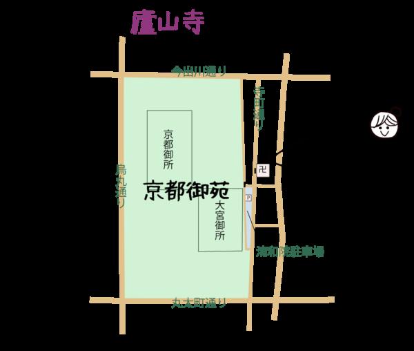 蘆山寺 地図