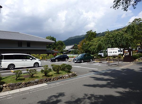 南禅寺駐車場