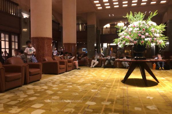 ホテルオークラ京都 ロビー