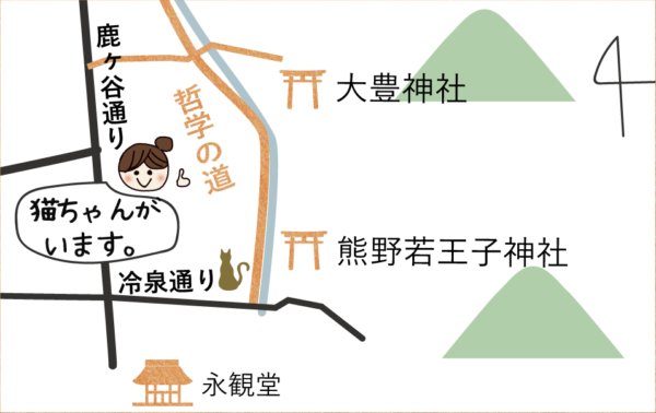 若王子神社 地図