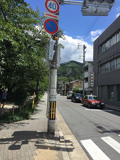 銀閣寺 タクシー