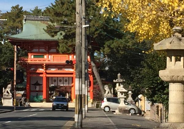今宮神社 タクシー