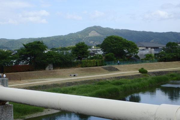 加茂川 出雲路橋